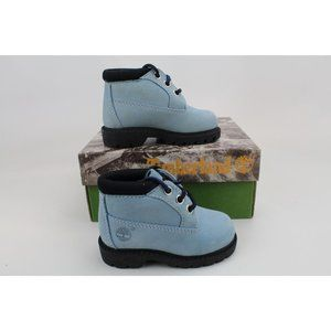 Pre-School Newman Chukka Powder Blue 12850